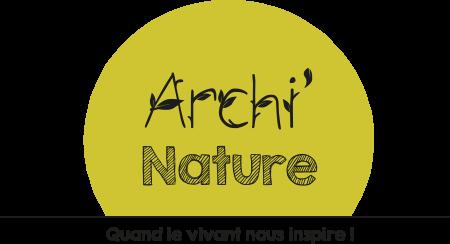 Logo ARCHI'Nature