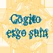 festival ARCHI'Nature Cogito ergo Sum logo